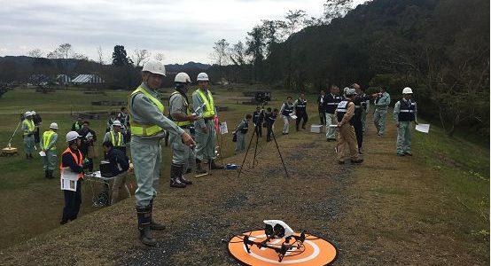 栃木県災害復旧技術アドバイザー協会研修会に協力
